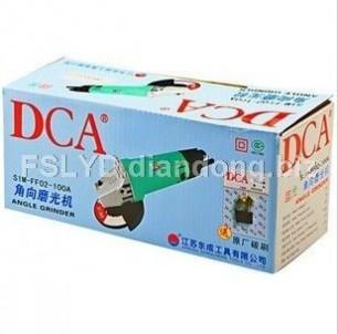 东成DCA角磨机